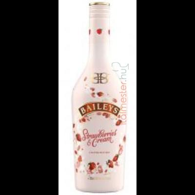 Baileys Strawberry&Cream 17%  0,7 l