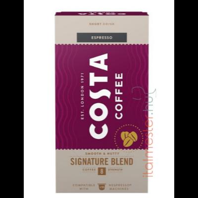 Costa Coffee Signature Blend Espresso pörkölt, őrölt kávé 10 x 5,7 g (57 g)