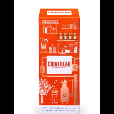 Cointreau narancs likőr 0.7l 40% díszdobozban