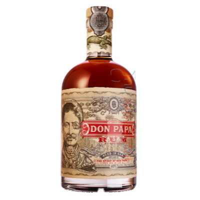 Don Papa rum 0,7l 40%
