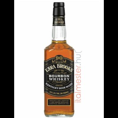 Ezra Brooks Black Label  bourbon 40% 0,7L
