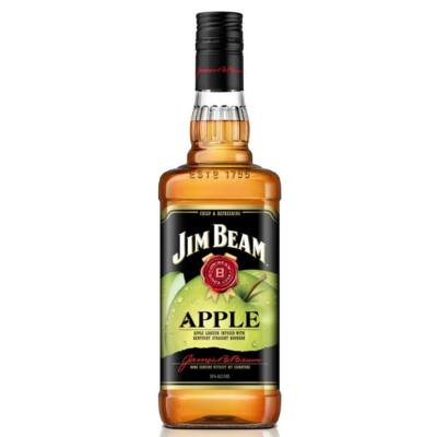 JIM BEAM APPLE  0.7L       35%