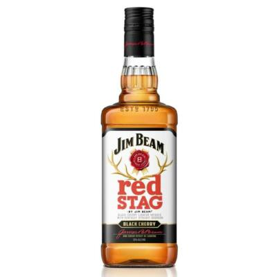 JIM BEAM RED STAG   0.7L       40%