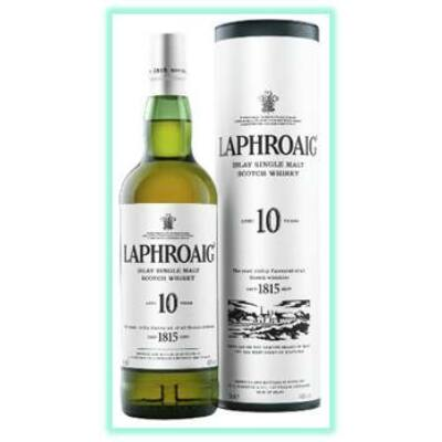 LAPHROAIG SINGLE MALT    0.7L    40%