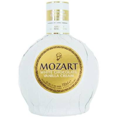 MOZART WHITE CHOCOLATE VANILLA  0.5L