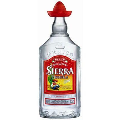 SIERRA SILVER TEQUILA    0.7L     38%
