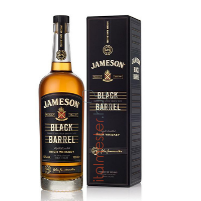 JAMESON BLACK BARREL 0.7L       40%