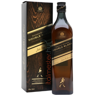 JOHNNIE WALKER DOUBLE BLACK 0.7L PD.40%