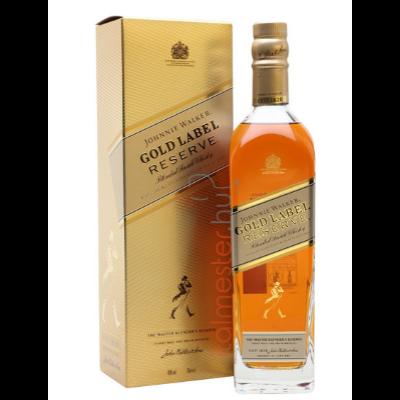 JOHNNIE WALKER GOLD LABEL RESERVE   0.7L 40%