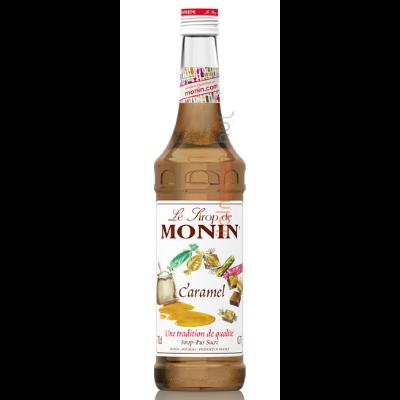 Monin Karamell Szirup 0,7l üveg