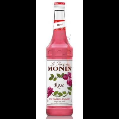 Monin Rózsa Szirup 0,7l üveg
