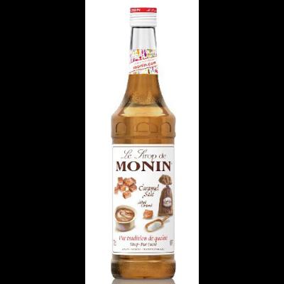 Monin Sós Karamell Szirup 0,7l üveg
