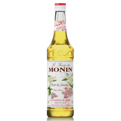 Monin Bodza Szirup 0,7l üveg