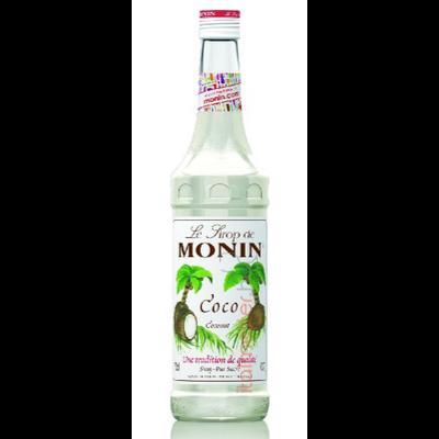Monin Kókusz Szirup 0,7l üveg