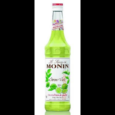Monin Lime Szirup 0,7l üveg