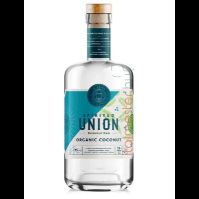 Spirited Union  Organikus kókusz  botanikus rum 38% 0,7L