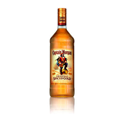 CAPTAIN MORGEN SPICED Gold RUM  1L      35%